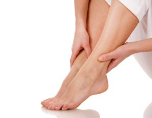 Healthy Feet with no Corns or Hammertoes